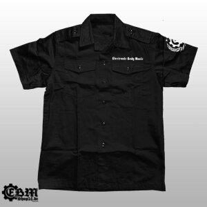 EBM - Old School Shirt XL