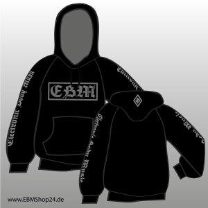 Hooded EBM - GREY XL