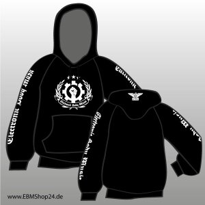 Hooded EBM - Clenched Hand XL