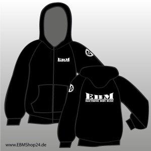 Hooded - Zipper - EBM