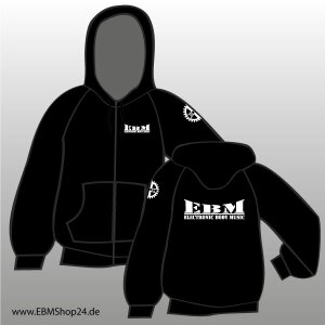 Hooded - Zipper - EBM S