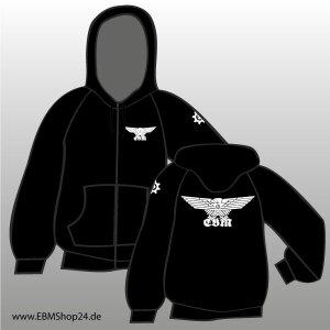 Hooded - Zipper -  Eagle