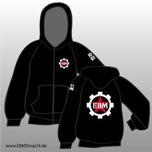 Hooded - Zipper -  100% EBM