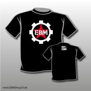 100% EBM - Kids T-Shirt