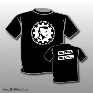EBM IS OUR LIFE - Kids T-Shirt