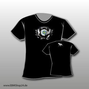 Girlie Old School EBM Schweden - Kinder T-Shirt