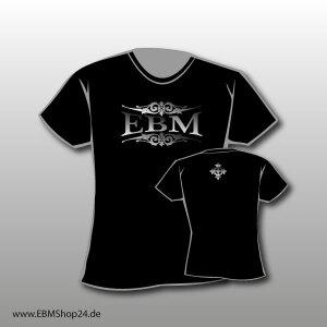 Girlie EBM - SILVER - Kinder T-Shirt