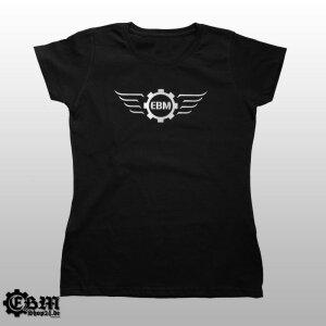 Girlie - EBM-Wings Silber L