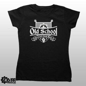Girlie - OLD School EBM Wappen L