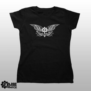 Girlie - EBM - Eagle Wings - Silver