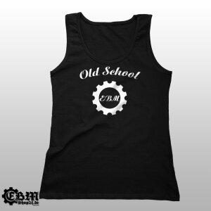 Girlie Tank - OLD School EBM XL