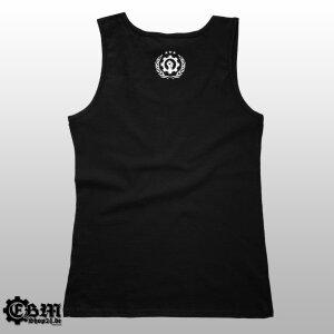 Girlie Tank - OLD School EBM Coat of Arms