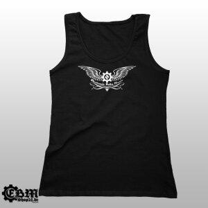 Girlie Tank - EBM - Eagle Wings - Silver