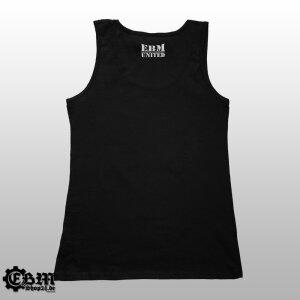 Girlie Tank - EBM - United Silber