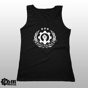 Girlie Tank - EBM - Clenched Hand S