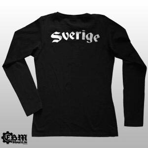 Girlie Longsleeve - EBM - Old School Schweden