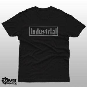 Industrial Grey -T-Shirt L
