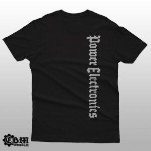 Power Electronics II -T-Shirt XXXL