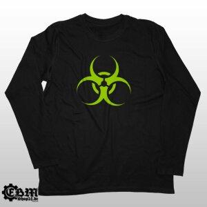 Biohazard - Longsleeve