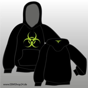 Hooded - Biohazard XXL