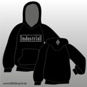 Hooded Industrial - Grey M
