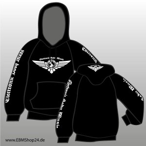 Hooded EBM - Wings II  M