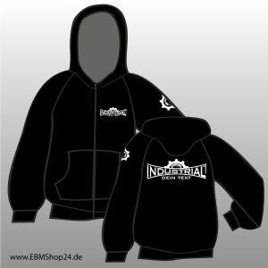 Hooded - Zipper -  Industrial