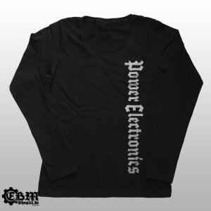 Girlie Longsleeve - Power Electronics 2