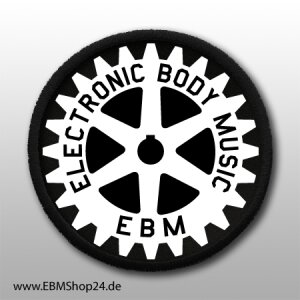 Patch EBM - Bruderschaft sew on & iron on