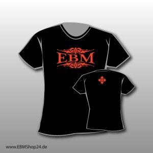 Girlie EBM - PINK - Kinder T-Shirt