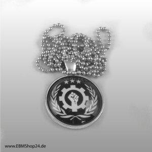 Kette - EBM - Old School Silver