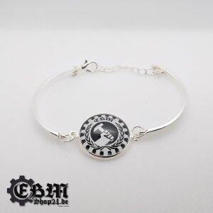 Armband - EBM - Wings II - Silber