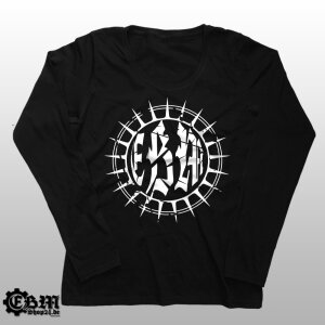 Girlie Longsleeve - EBM - Scratched Star S