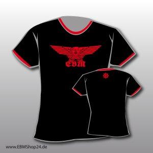 Girlie - EBM - Eagle - Rot XL