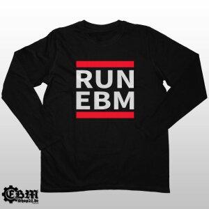 RUN EBM - Longsleeve