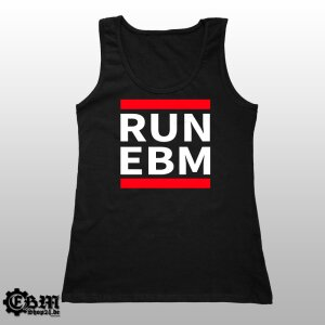 Girlie Tank - RUN EBM