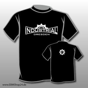 Industrial Dresden -T-Shirt