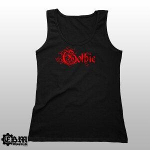 Girlie Tank - Gothic - 666