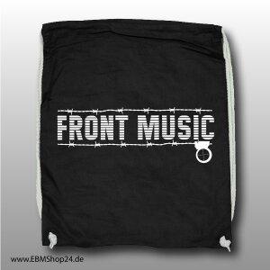 Turnbeutel (Rucksack) - FRONT MUSIC