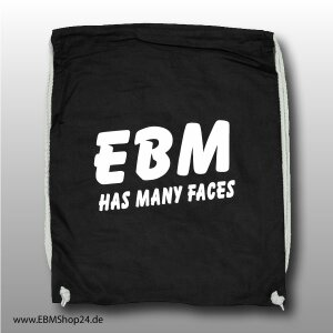Gym bag (backpack) - EBM - Chucks