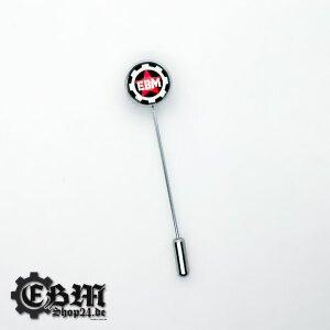 Lapel pin -100% EBM