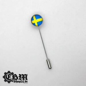 Lapel pin - Sweden