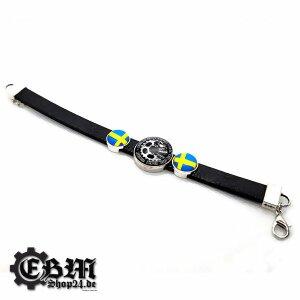 Armband - EBM IS NOT DEAD - PU