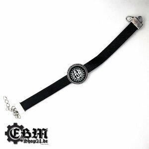 Armband - EBM - Scratched Star - PU