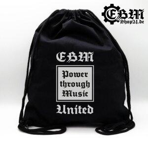 Turnbeutel (Rucksack) - EBM - Old School II
