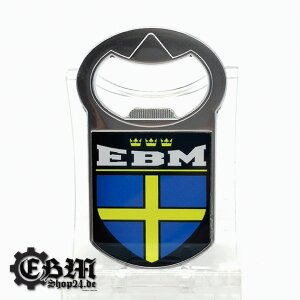 bottle opener EBM - Sweden - Magnet