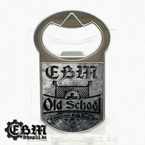 bottle opener EBM - Old School - Magnet
