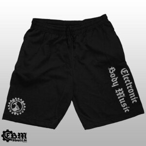 EBM - Wings II - Shorts - Gray