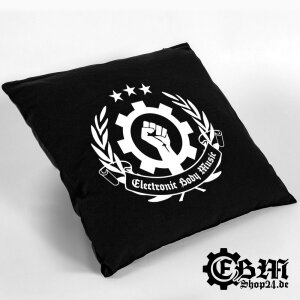 EBM pillow - Clenched Hand without filling