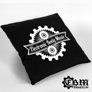 EBM Kissen - Cogwheel mit Füllung
